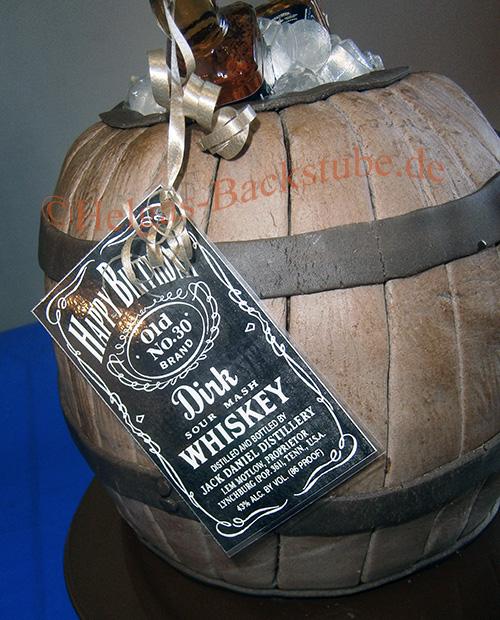 Jack Daniels Fass
